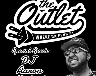 The DJ Aaron Michael Episode - The Outlet Podcast: Hosted by GTK & IAMSAM