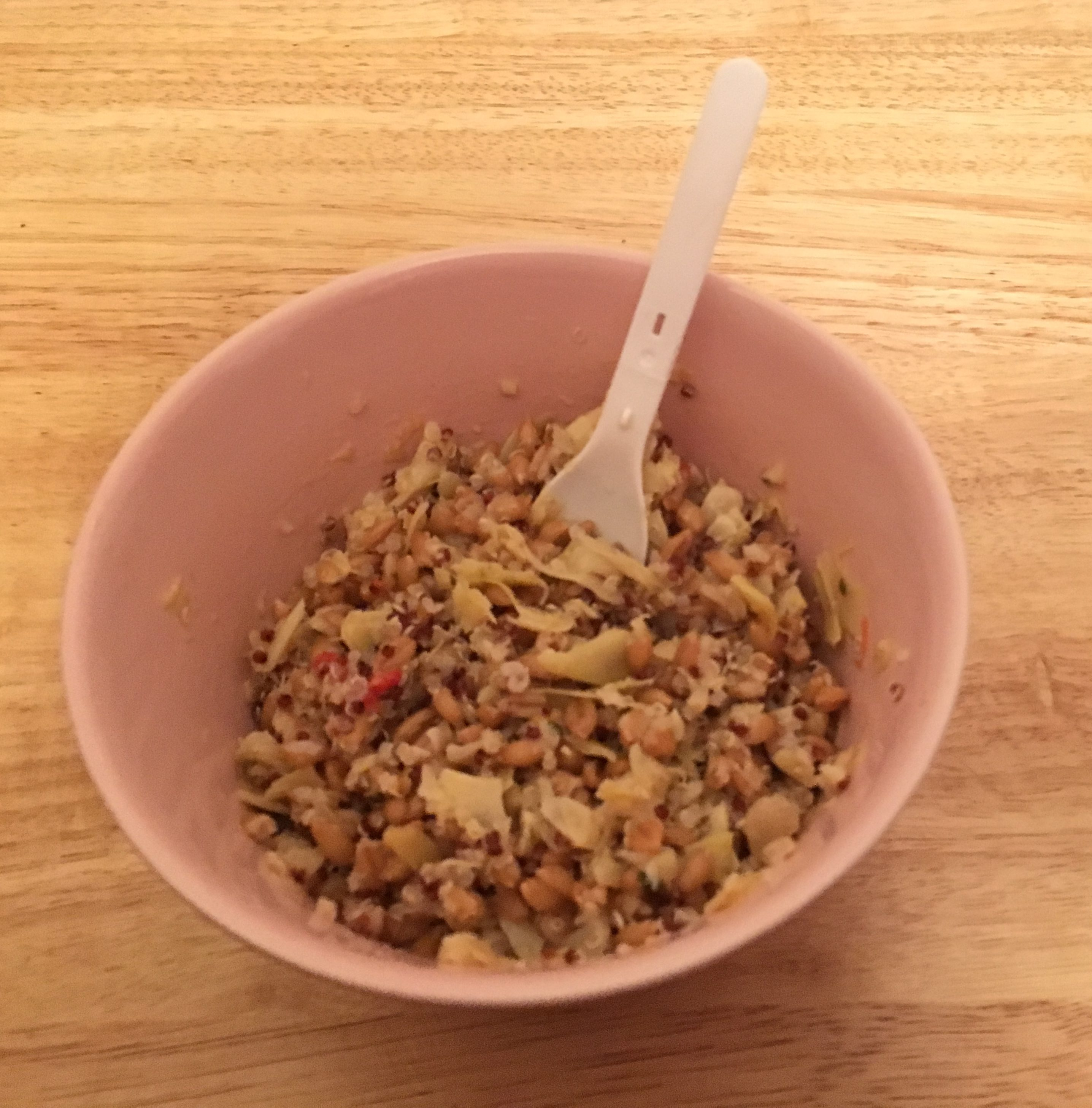 Cucina & Amore Inc Product Review Cucina Amore Ready To Eat Farro Meals The