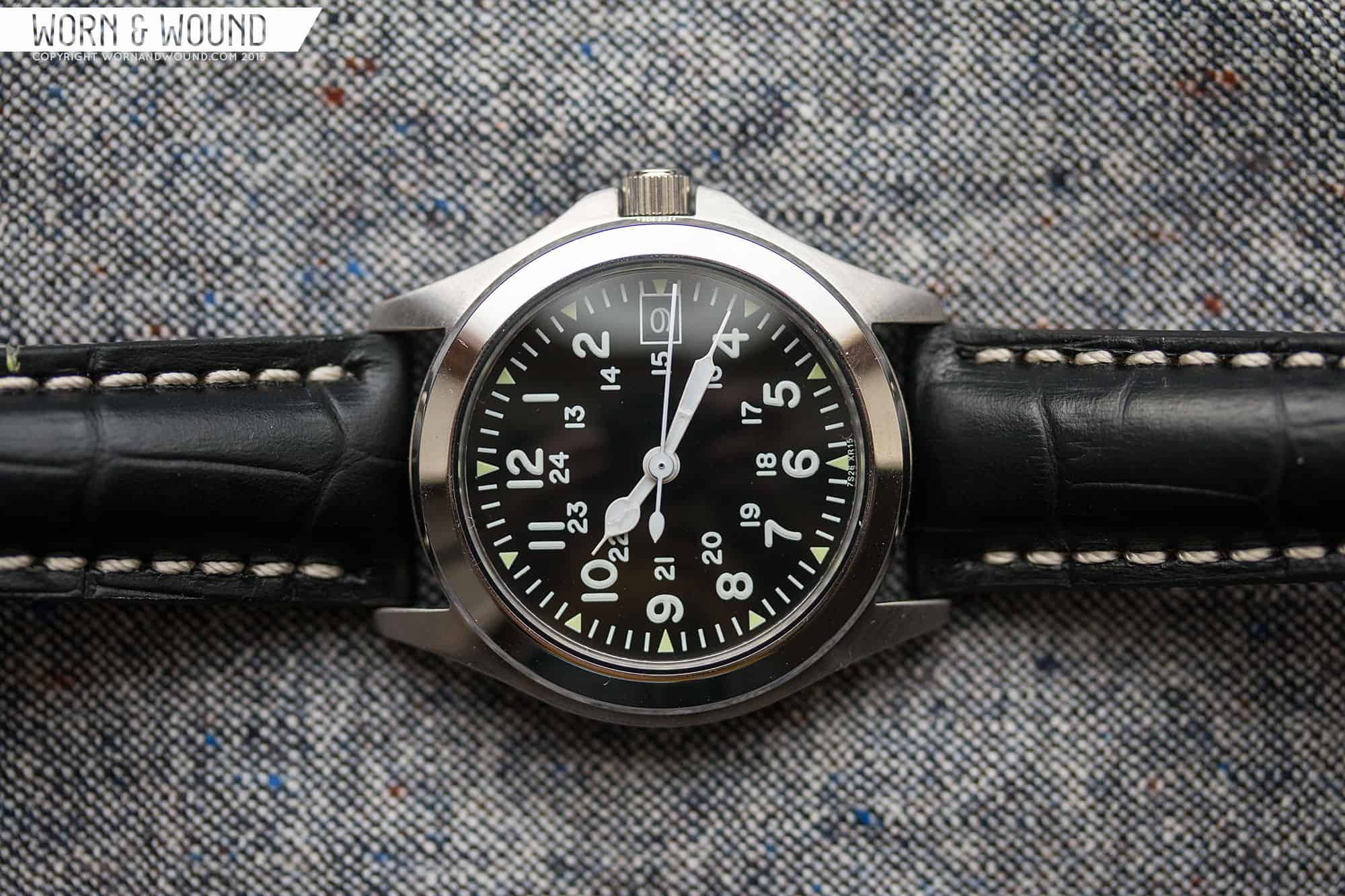 The Field Standard Seiko Mod By Go And Behold X Nick