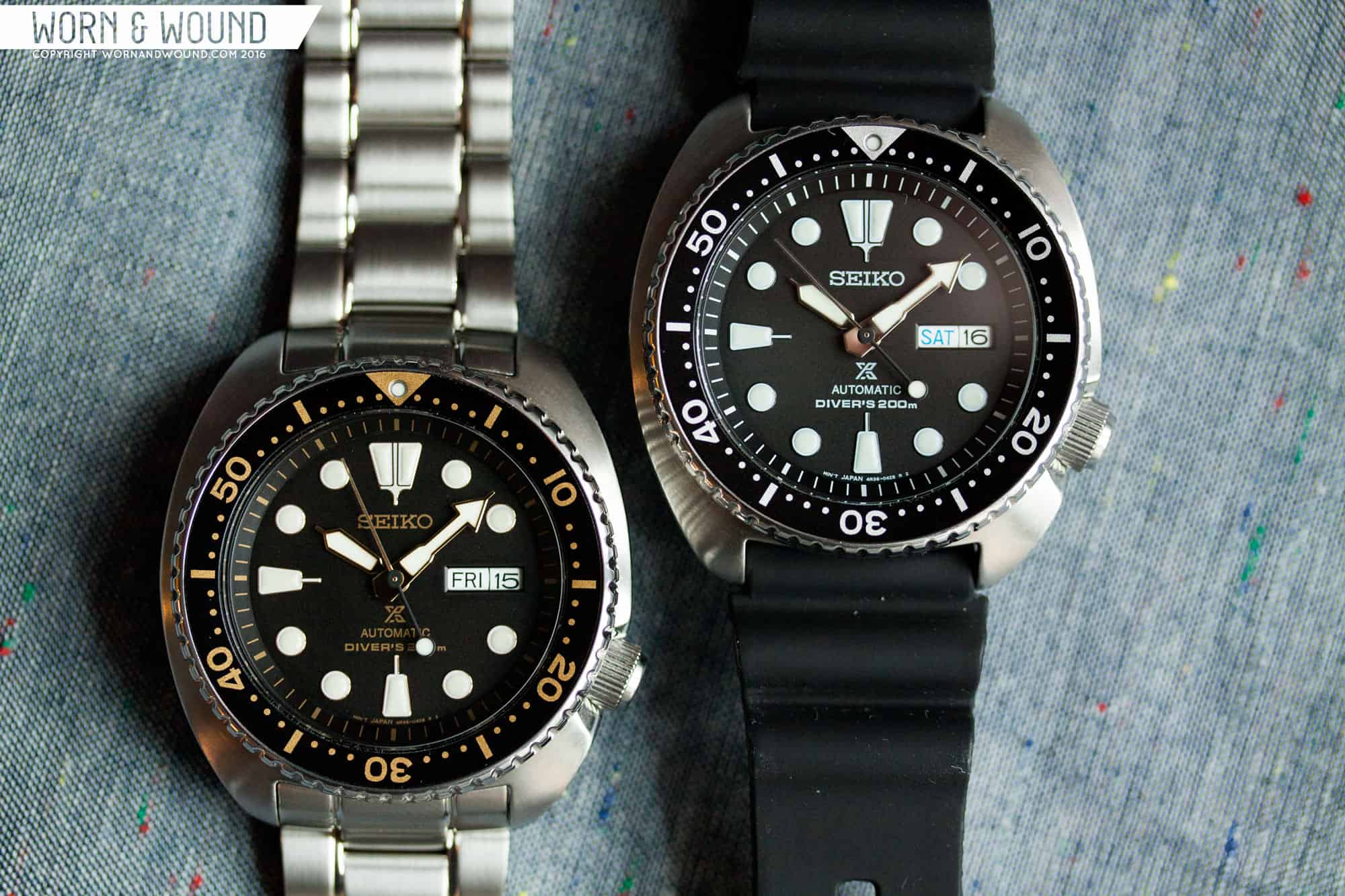 Seiko Srp Seiko Prospex Srp777 775 Review Worn Wound
