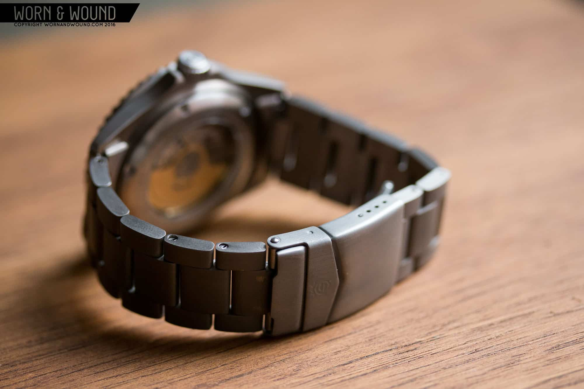 Steinhart Ocean One Titanium Premium 500 Review Worn Wound