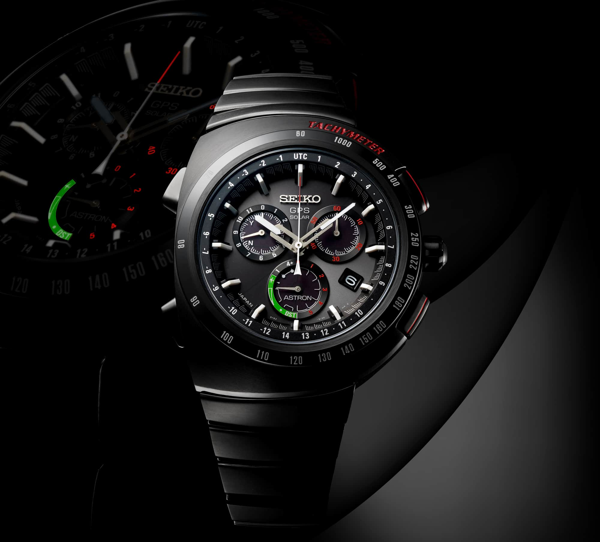 Seiko Astron Introducing The Seiko Astron Giugiaro Design Limited Edition Ref