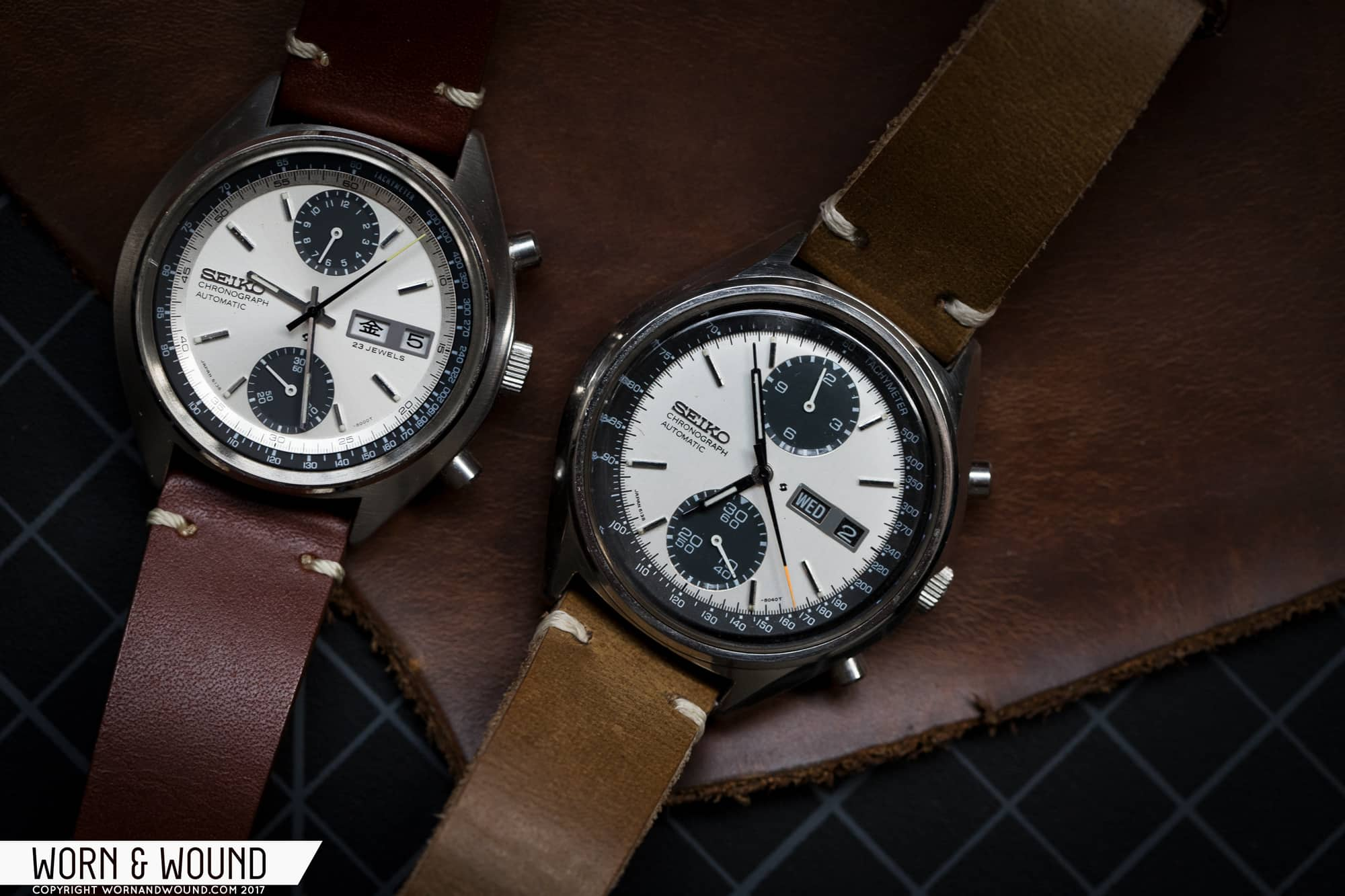 Chronograph Seiko My Watch Collecting Seiko Chronographs With Watchrecon S Sammy Sy