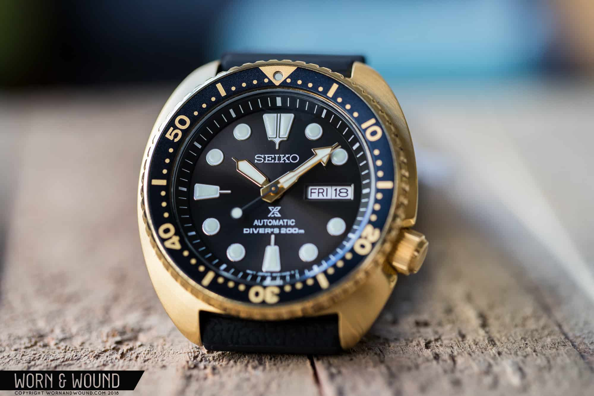 Seiko Srp Hands On Video With The Seiko Prospex Ref Srpc44