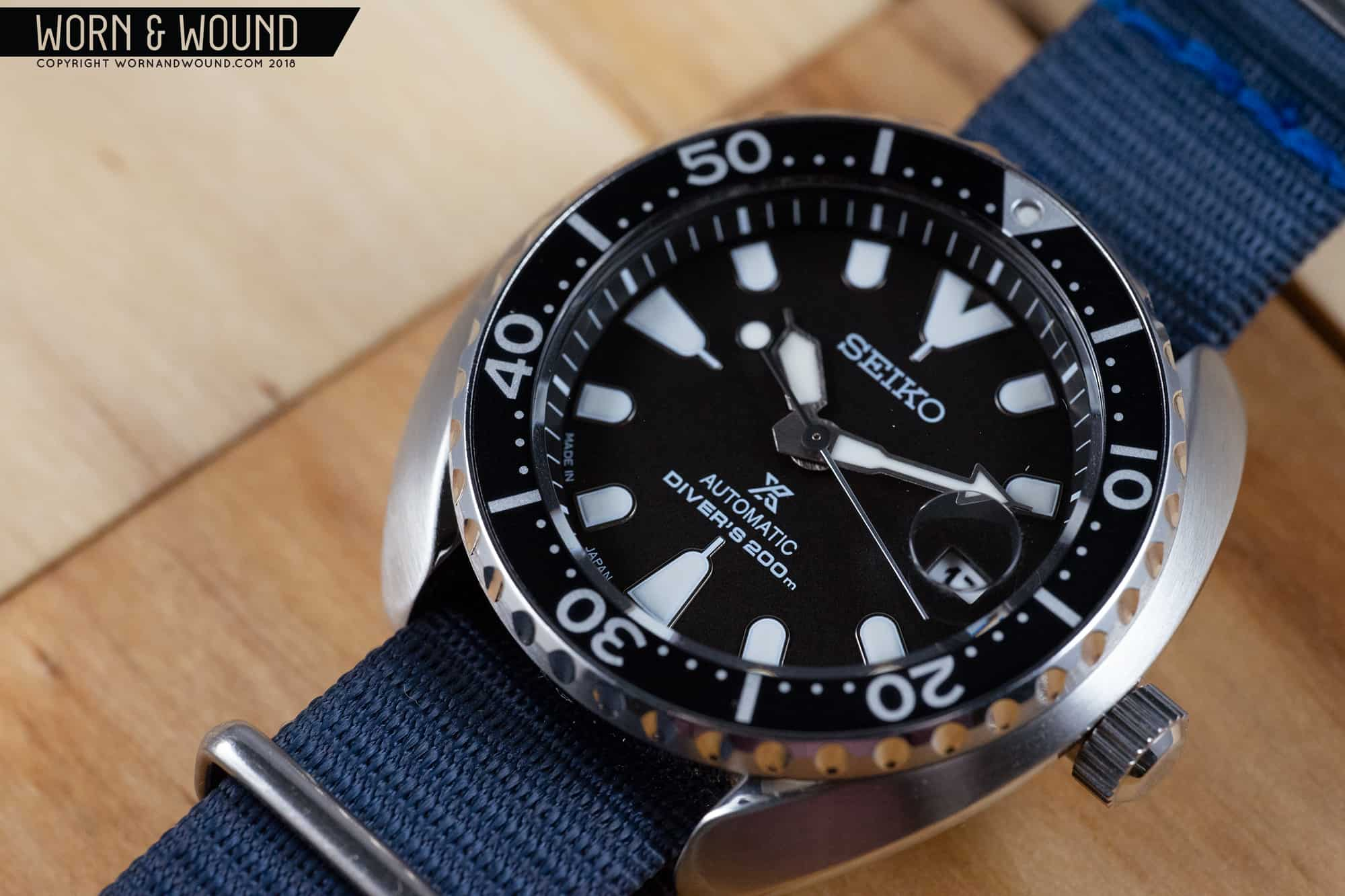 Seiko Srp Review Is The Seiko Mini Turtle The New Skx007 Worn Wound