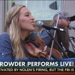 Crowder on Fox & Friends