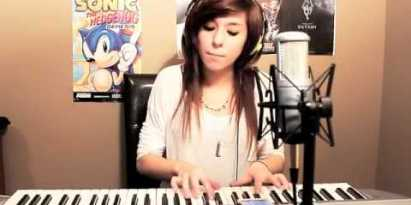 Christina Grimmie – In Christ Alone