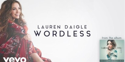 Lauren Daigle – Wordless (Audio)