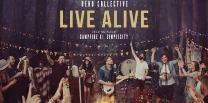 Rend Collective – Live Alive