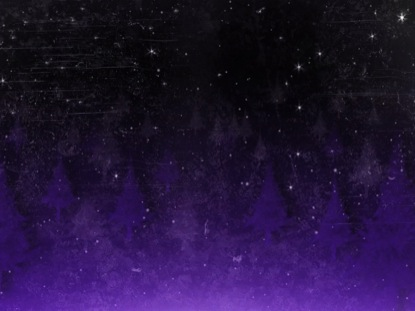 Snowy Forest Texture Purple Benzalel WorshipHouse Media