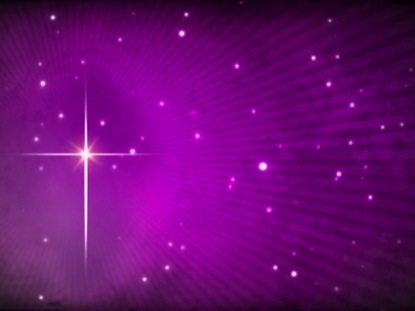 Christian Wallpaper Fall Offering Star Of Bethlehem On Royal Purple Motion Grace In Media