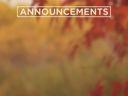 Fall Colors Announcements Motion Worship WorshipHouse Media