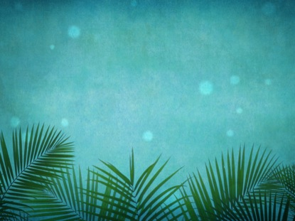 Ppt Wallpapers Animations Palm Sunday Grunge Blue Motion Worship Youth Worker