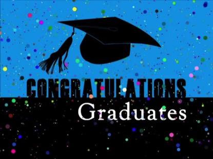 New Congratulations Graduates Background Videos2Worship