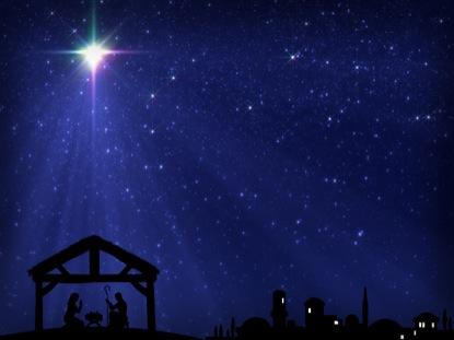 Praise And Worship Wallpaper Hd Christmas Star Manger Bethlehem Motion 1 Vertical Hold