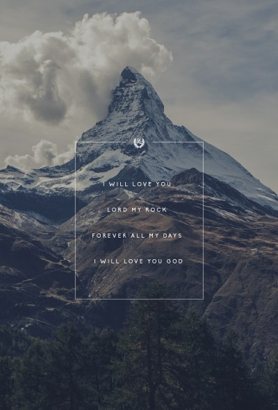 God I Look to You // Bethel Music | WORSHIP WALLPAPERS