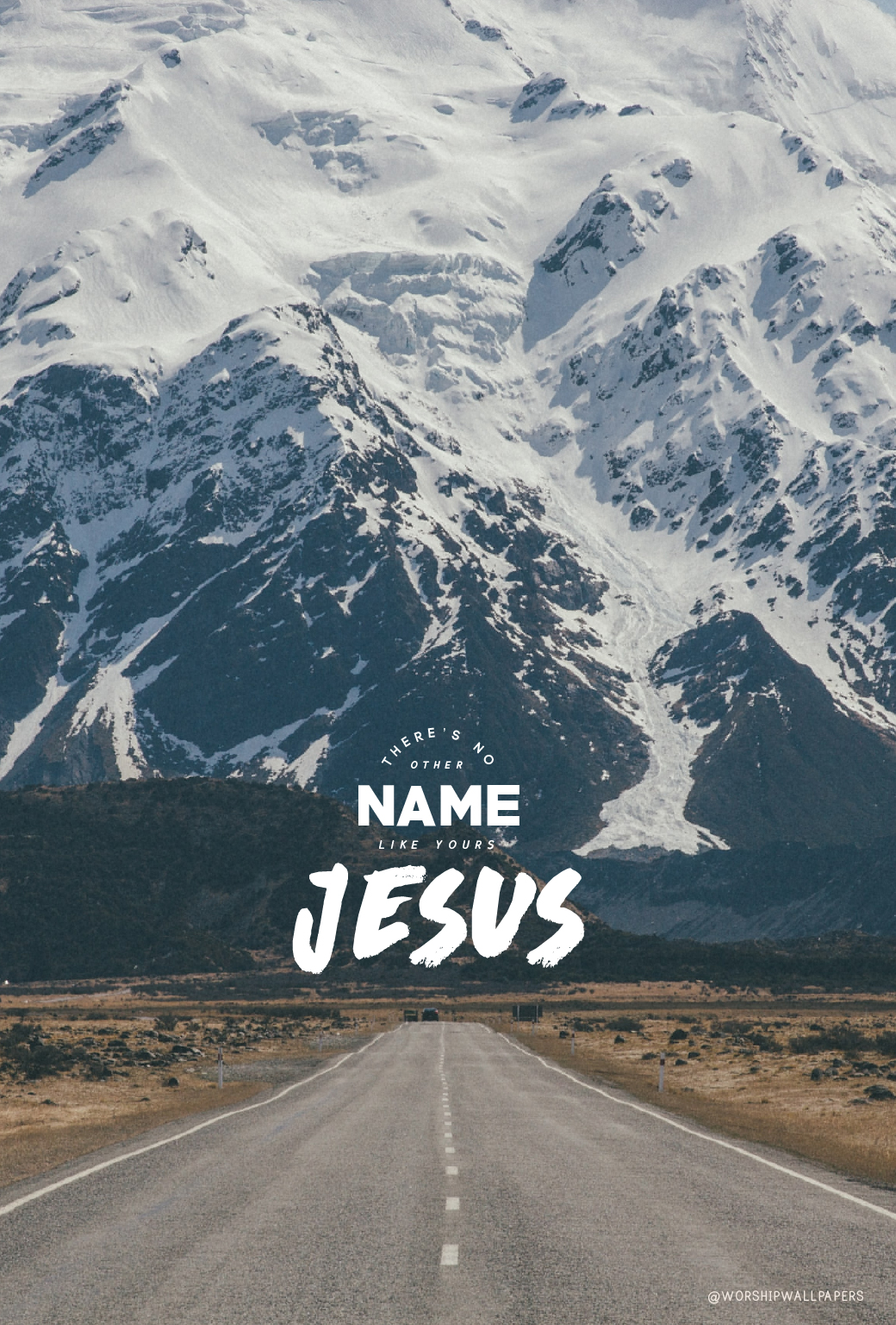 Bible Verse Iphone Wallpaper There S No Other Name Paul Amp Hannah Mcclure Worship