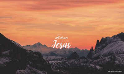 Lay it All Down (feat. Will Reagan) // United Pursuit   WORSHIP WALLPAPERS