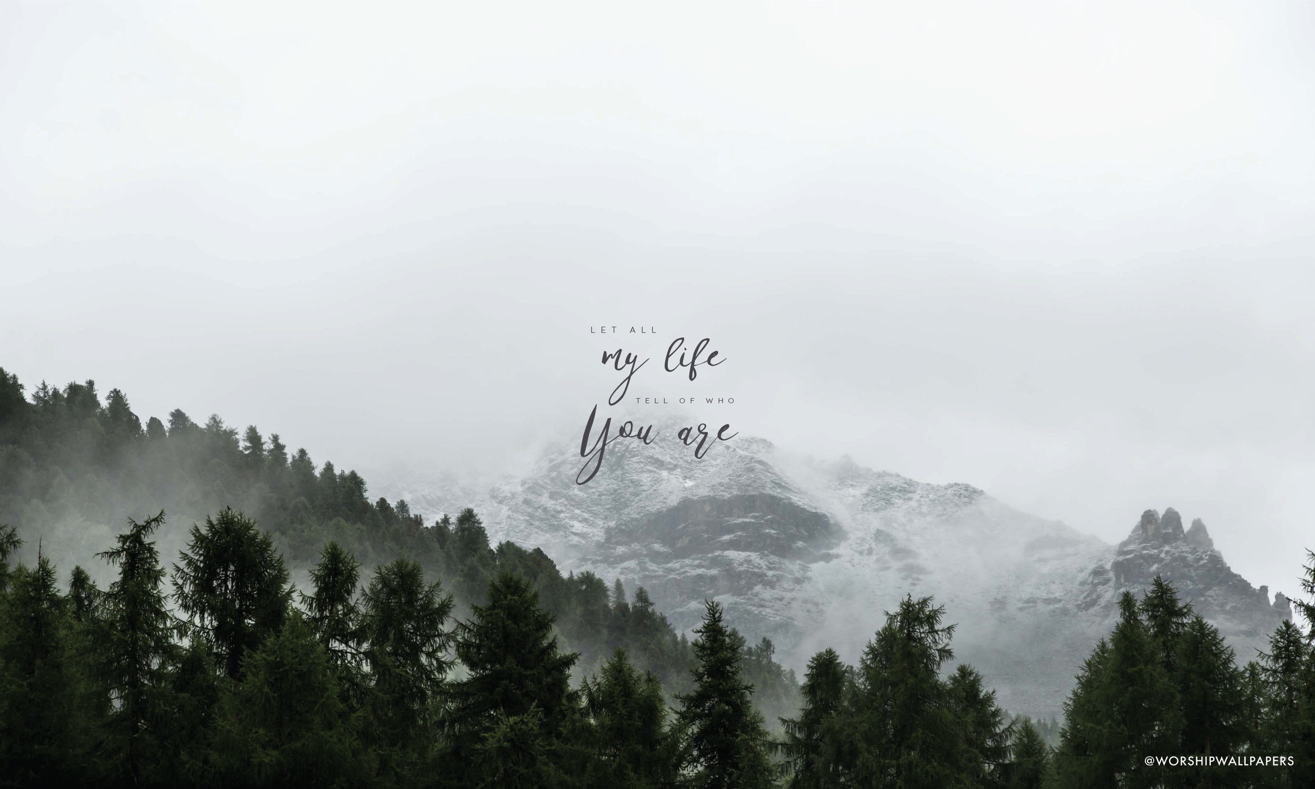 Lds Quote Wallpaper For The One Jenn Johnson Amp Bethel Music Worship