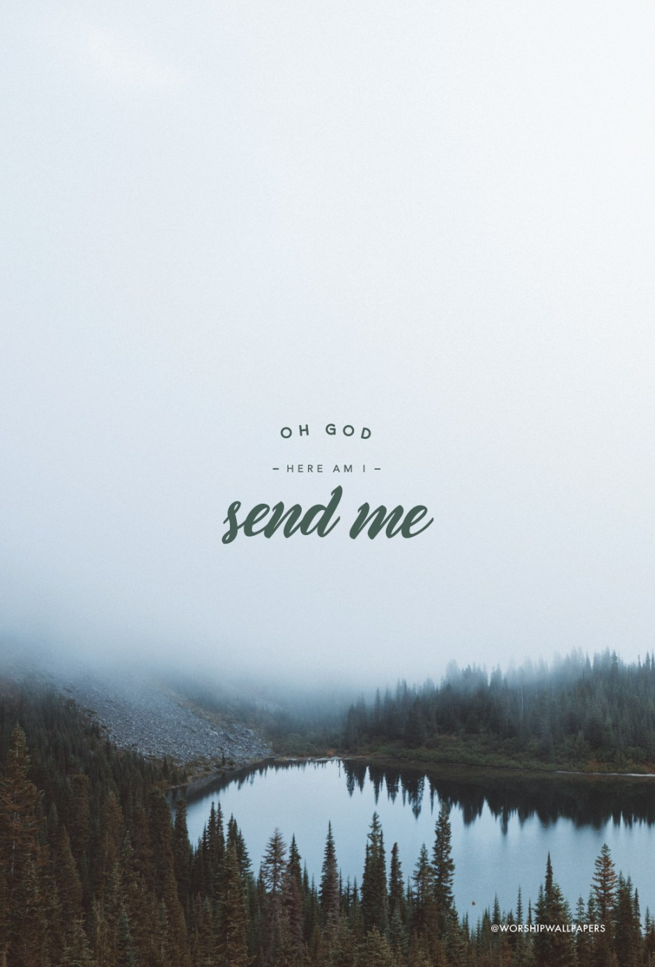 Isaiah 6 (Here am I Send Me) // Lindy Conant & The Circuit ...