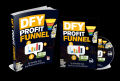 DFY Profit Funnel Review: Build You A Responsive List of Customers Then Take Money