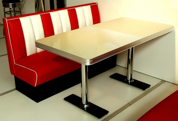 American 50s Style Diner Tables To25w Diner Table