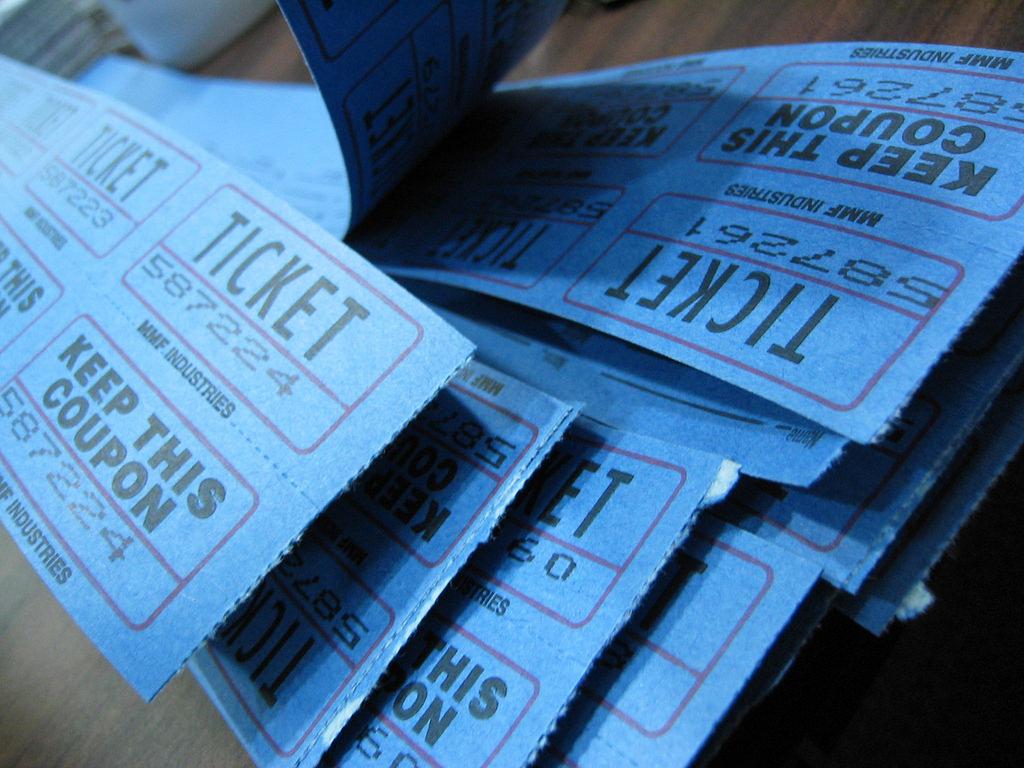 raffle ticket printers