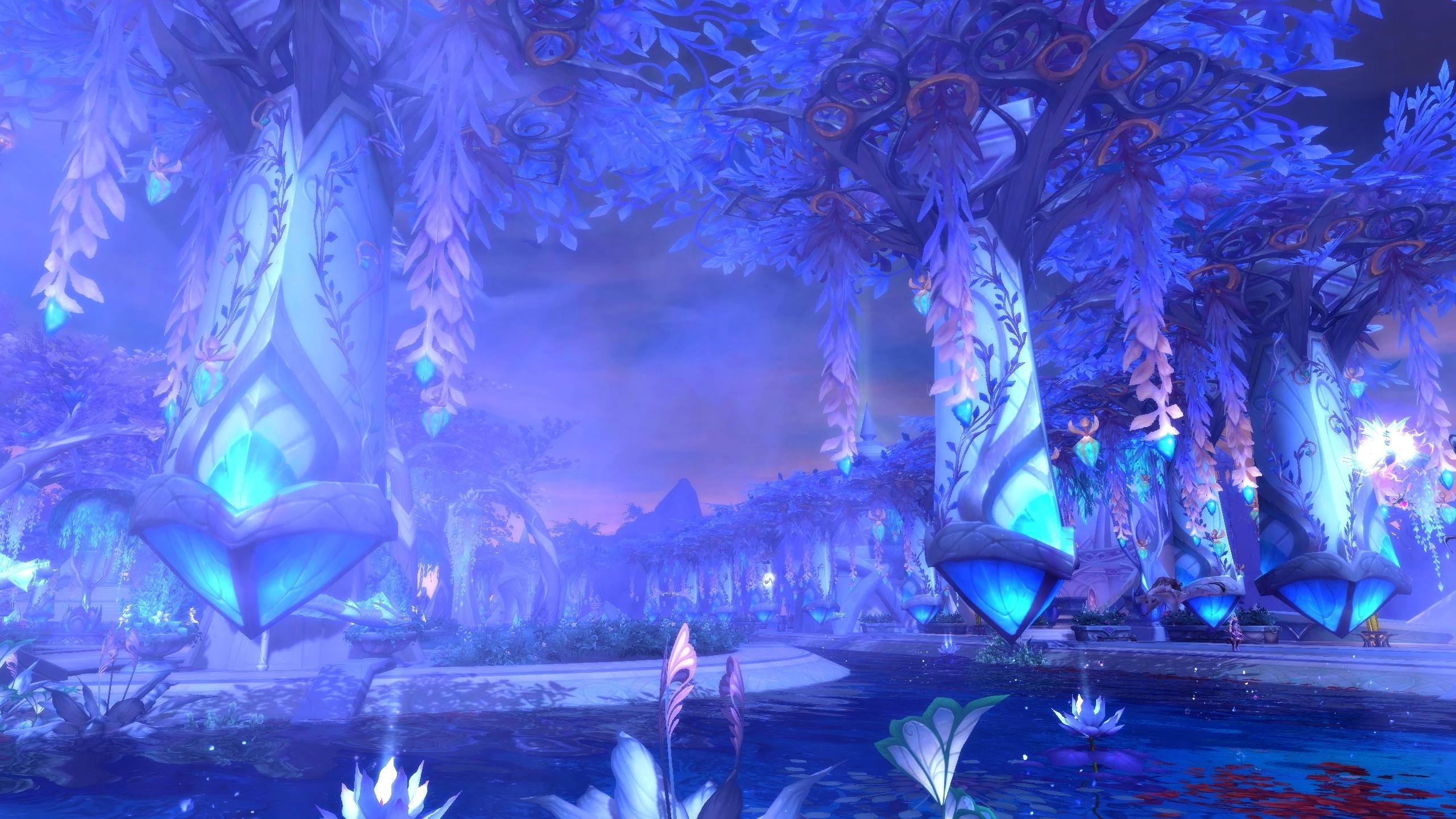 World Of Warcraft Wallpapers Hd Legion Alpha 苏拉玛的小动物园 Nga玩家社区 F476