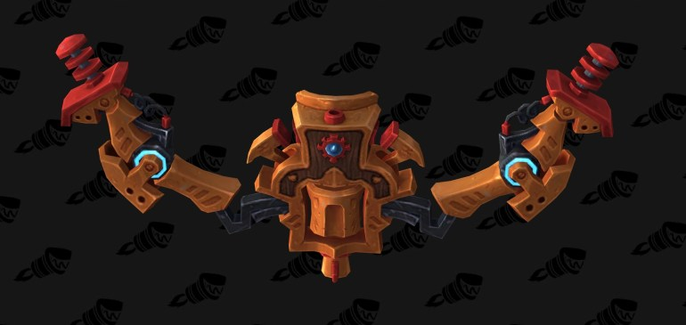 wow legion beast mastery hunter hidden artifact weapon appearance