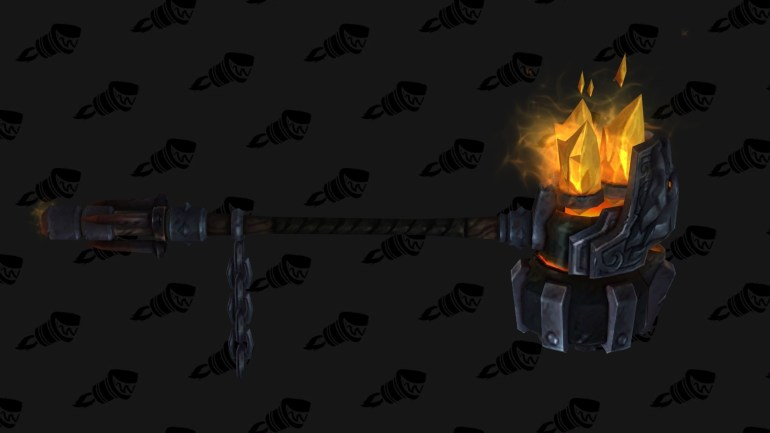 wow legion holy paladin hidden artifact weapon appearance