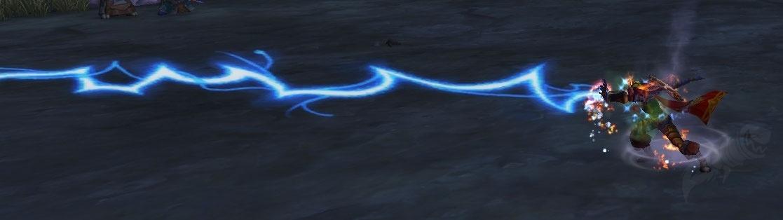 Lightning Bolt - Spell - World of Warcraft