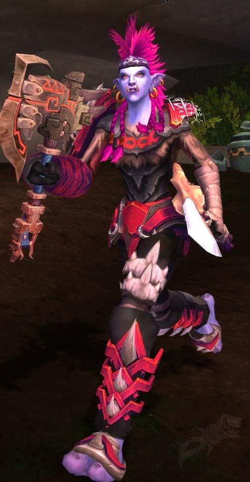 Headhunter Lee\u0027za - NPC - World of Warcraft