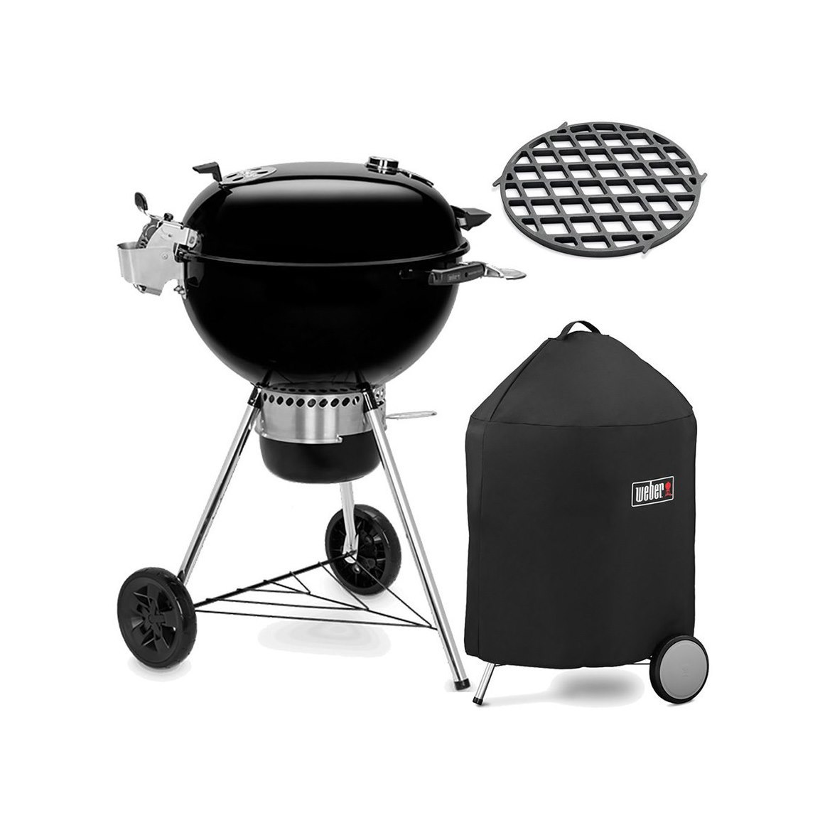 Weber Kettle Premium 57 Weber Master Touch Gbs Premium Se E 5775 Charcoal Grill 57cm