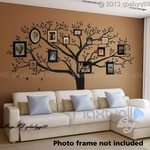 giant family photo tree wall decor wall sticker vinyl art home decals ironman giant wall sticker stickers wall