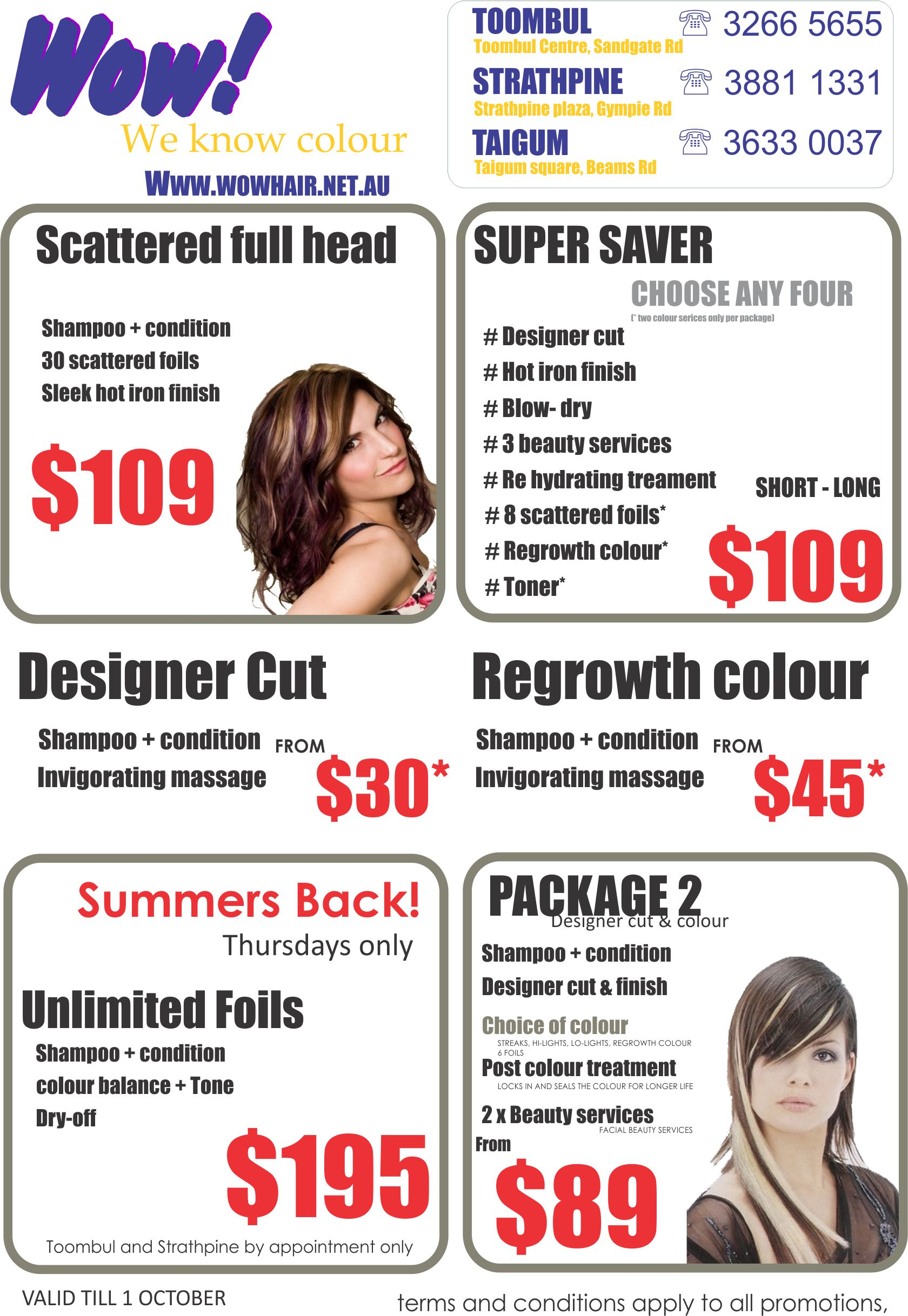 Salon But Promo Blog Wow Hairdresser Toowoomba And Strathpine Part 10