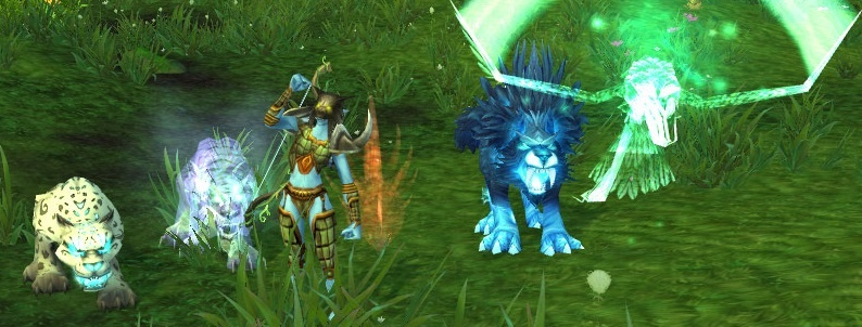 Spirit Beasts The Huntress and the Hunted - Guides - Wowhead