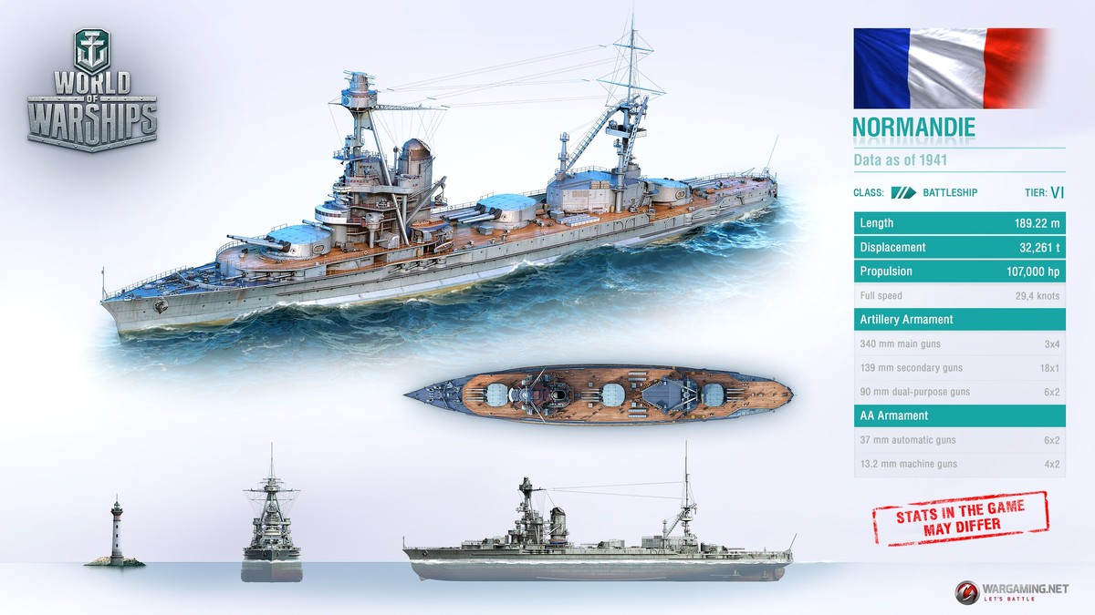 Cool Republique Camouflage Design Contest | World Of Warships