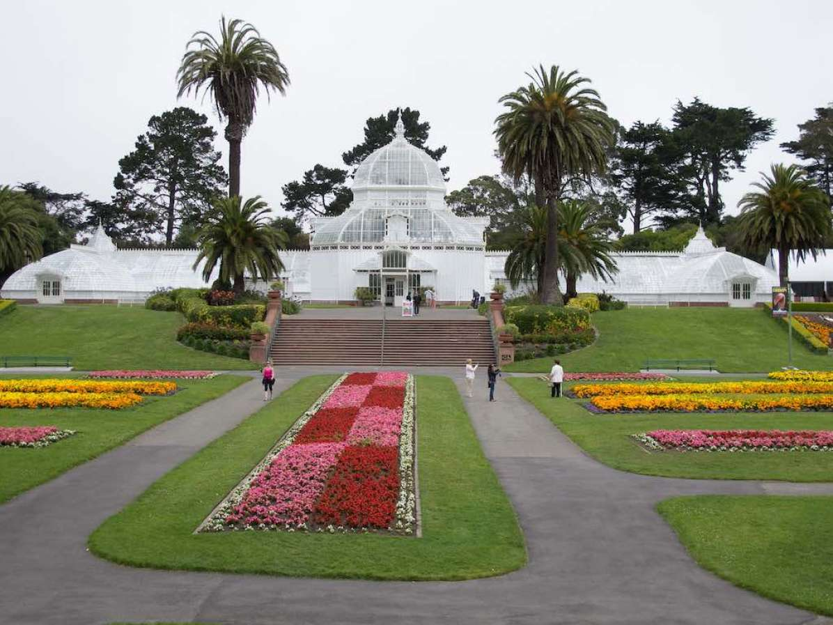 Golden Gate Park, San Francisco - by Ed Bierman:Flickr