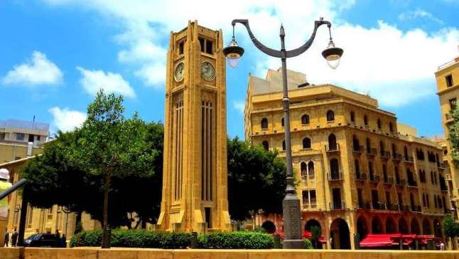 Place de l'Etoile, Beirut - by Mark Gregory - markbradleygregory:Flickr