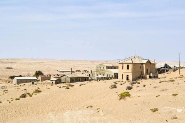 Kolmanskop, Namibia - by jbdodane:Flickr