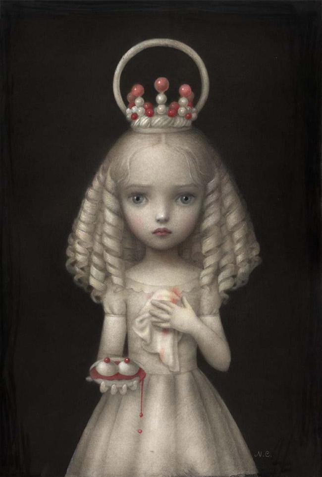 Cute Girl Wallpaper For Profile Picture Nicoletta Ceccoli Artist Profile Wow X Wow