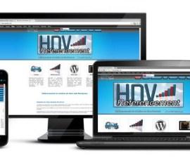 Découvrez HDV Référencement, spécialiste du référencement WordPress sur Saint Etienne.