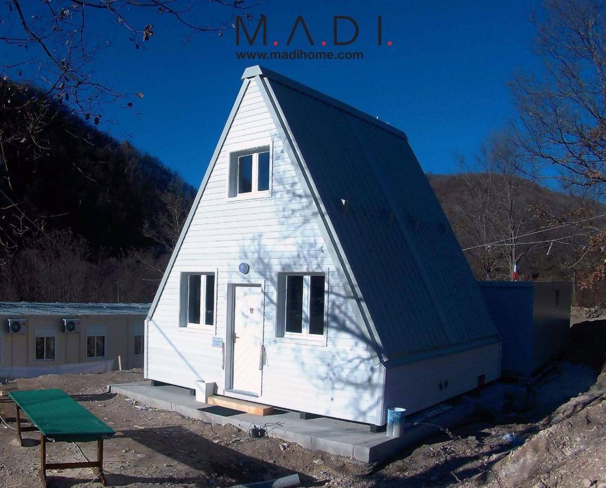 foldable houses