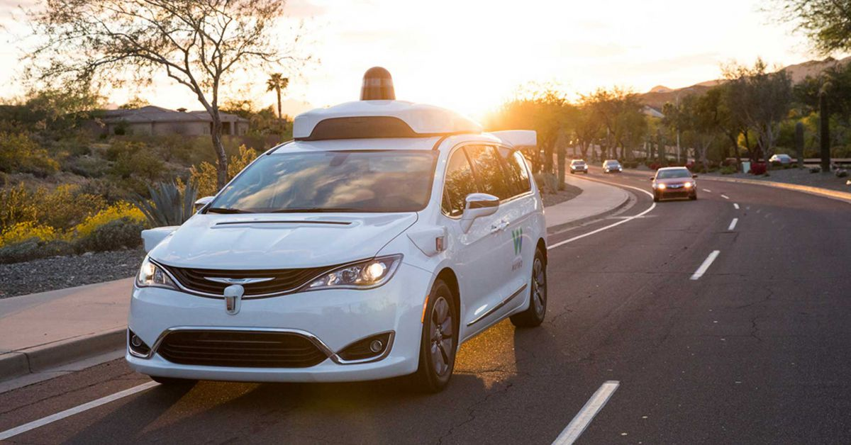 Safety Autonomous Car Waymo 39;s Self Driving Cars Will No Longer Have Safety Drivers