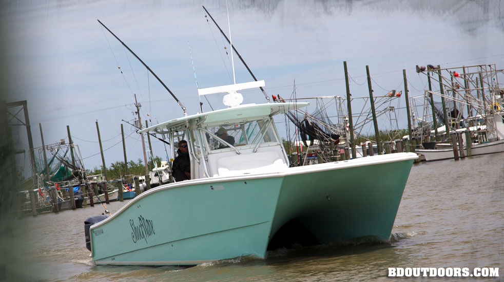 Freeman Boatworks 40