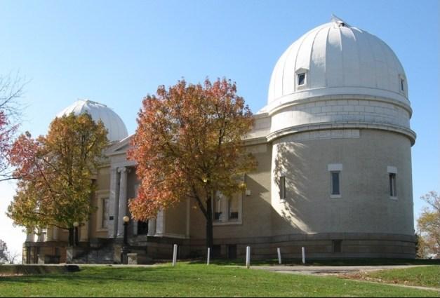 Allegheny Observatory Source: http://www.pitt.edu/~aobsvtry/