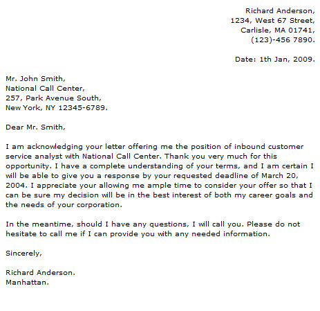 Customer Service Cover Letter Examples - Cover Letter Now - cover letter example for customer service