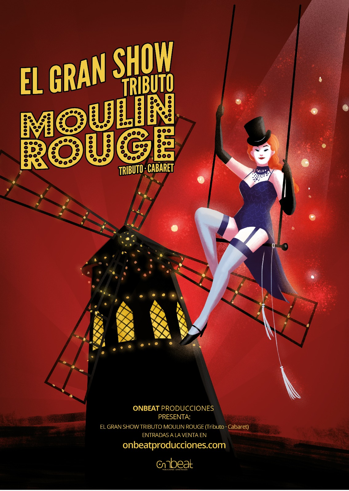 Moulin Rouge Libro El Gran Show Tributo A Moulin Rouge