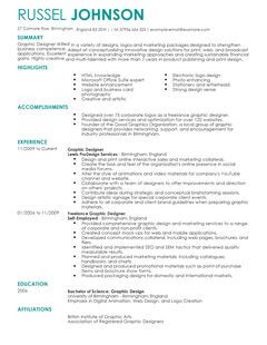 Marketing Manager Cv Template Fish4jobs Find Uk Jobs Graphic Designer Cv Example For Marketing Livecareer