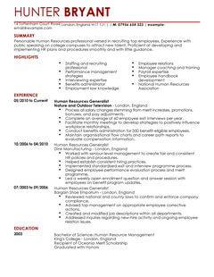 Cv Builder Individual User Epcot Career Solutions Ltd Human Resources Cv Examples Cv Templates Livecareer